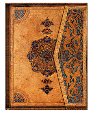 Safavid Binding Art