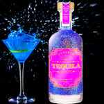 Bubblegum Tequila with 22 Carat Gold - glitter prosecco