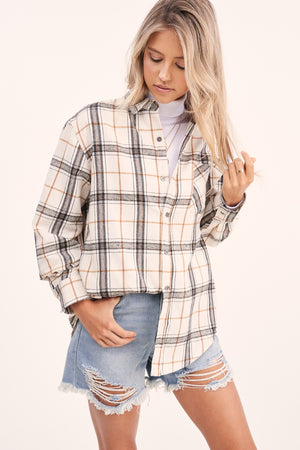 Sherman Plaid Shirt
