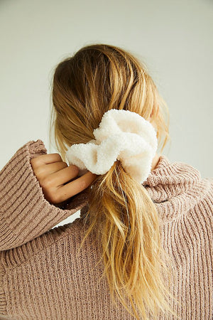 Teddy Scrunchie