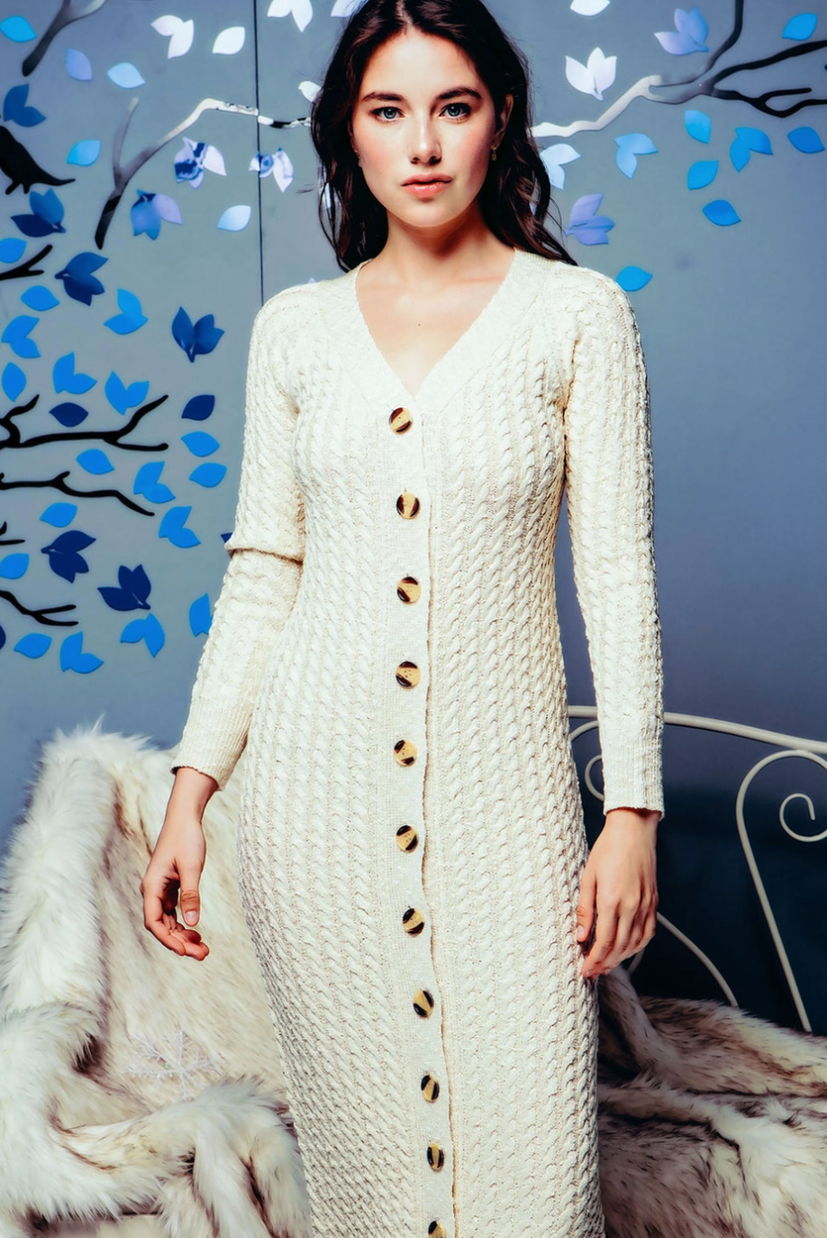 Corrine Sweater Dress