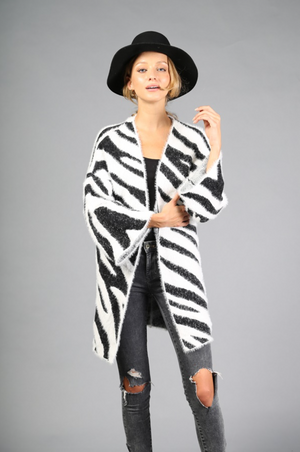 Vayl Cardigan - White