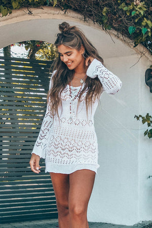 Sheila Knit Mini Dress