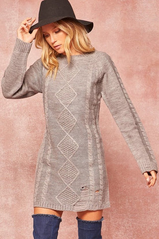 Dorsey Sweater Dress