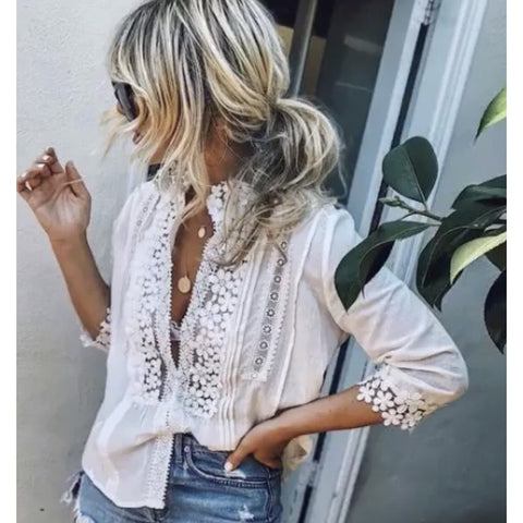 Tinsley Blouse - Preorder