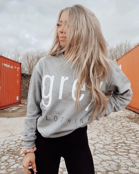 GREY Squad Sweatshirt
