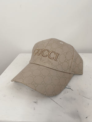 Designer Inspired Hat - GG