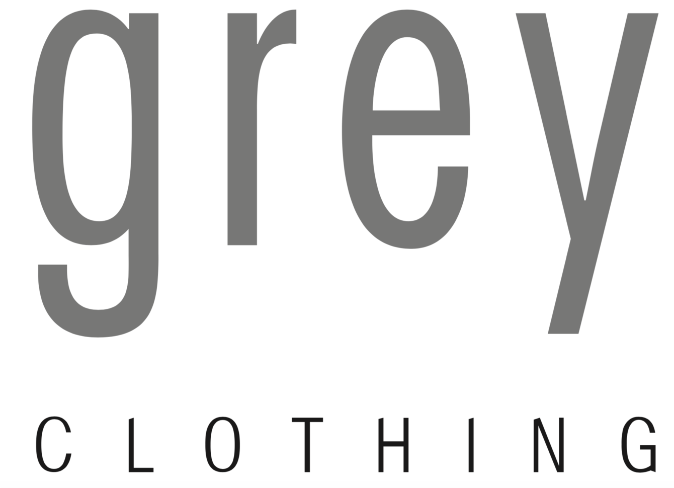 Grey Clothing