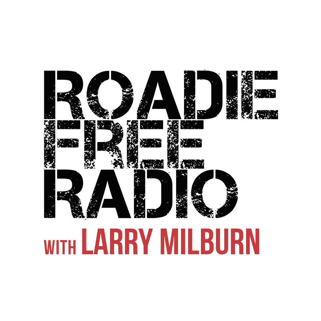 Roadie Free Radio Podcast and goSTANDS
