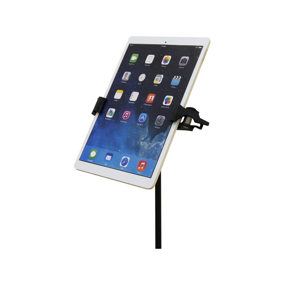 Heavy Duty Music Mic Stand Tablet Holder for Apple iPad PRO 12.9 2018