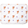 Woodland Fox Baby Sherpa Blanket