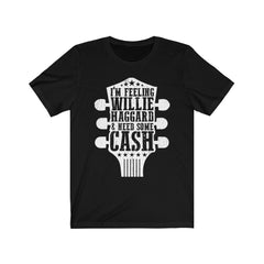 Need some Cash Unisex Jersey Short Sleeve Tee