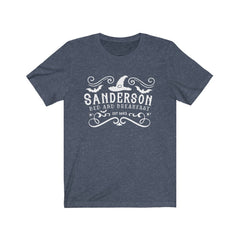 Sanderson Bed and Breakfast Unisex Jersey Short Sleeve Tee