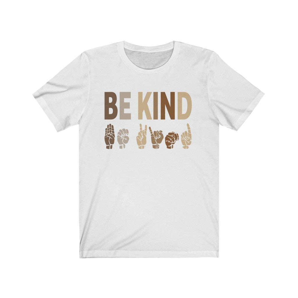 Be Kind Unisex Jersey Short Sleeve Tee
