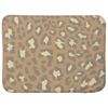 Animal Print Baby Sherpa Blanket