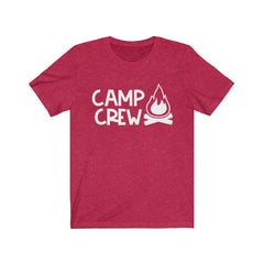 Copy of Campers Gonna Camp Unisex Jersey Short Sleeve Tee