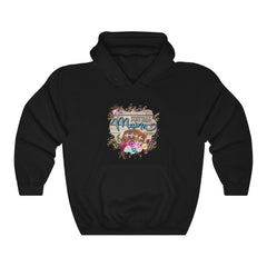 Football Mama Unisex Heavy Blend Hooded Sweatshirt