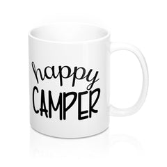 Happy Camper Mug 11oz
