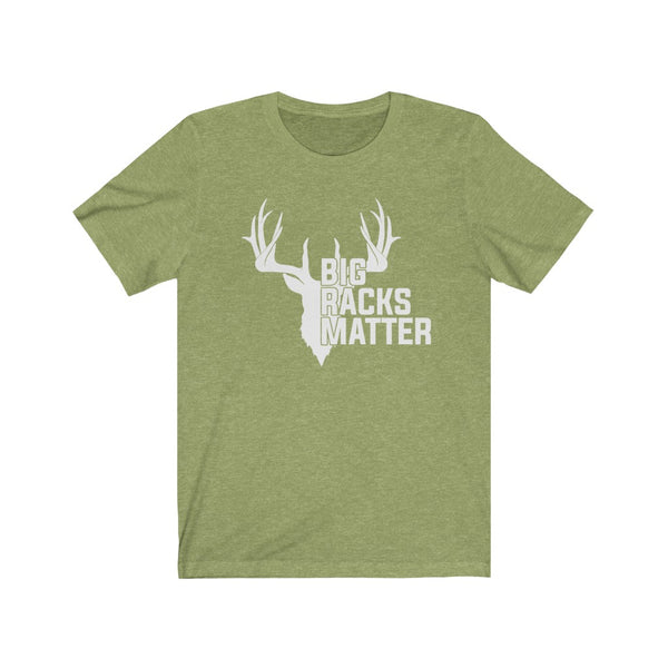 Big Racks Matter Unisex Jersey Short Sleeve Tee