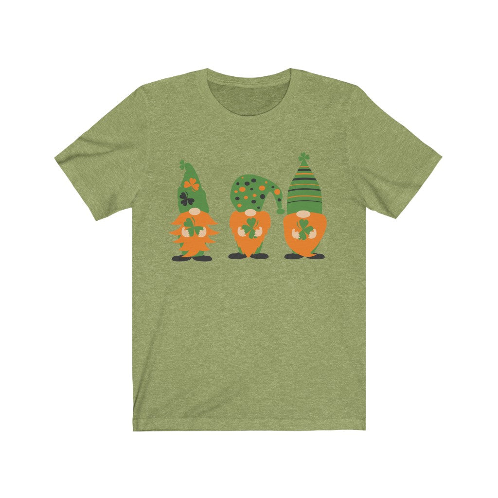 Irish Gnomes Unisex Jersey Short Sleeve Tee