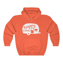 Happy Glamper Unisex Heavy Blend Hooded Sweatshirt