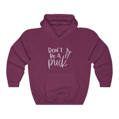 Don't Be A Prick Unisex Heavy Blend Hooded Sweatshirt
