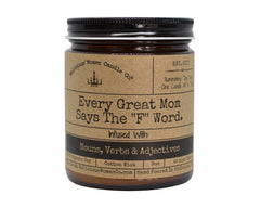 Every Great Mom Says the F Word - Shiplap Orchard