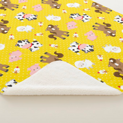 Animal Farm Minky Blankets