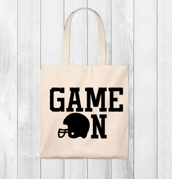 Game On Tote Bag - Vintage