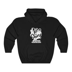 Rise and Shine Mother Cluckers Unisex Heavy Blend Hooded Sweatshirt