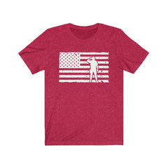 Veteran Jersey Short Sleeve Tee