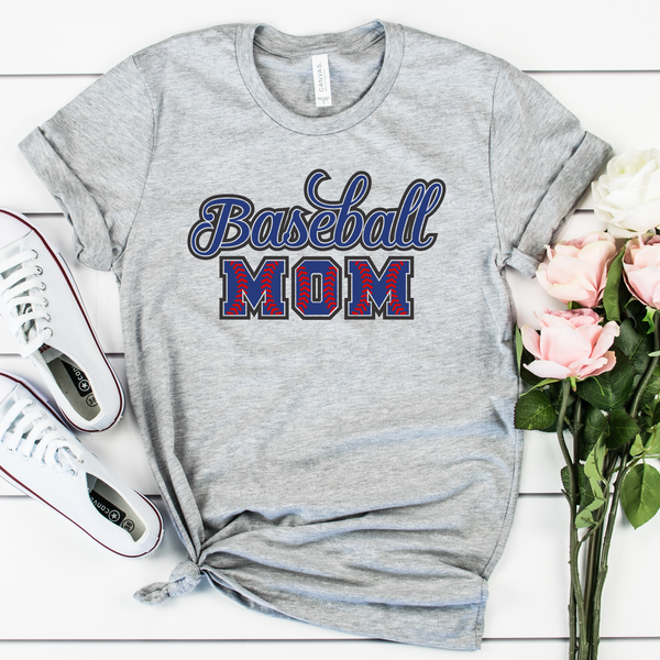 Baseball Mom Unisex Trucker Hat