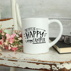 Im a Happy Camper Mug 11oz