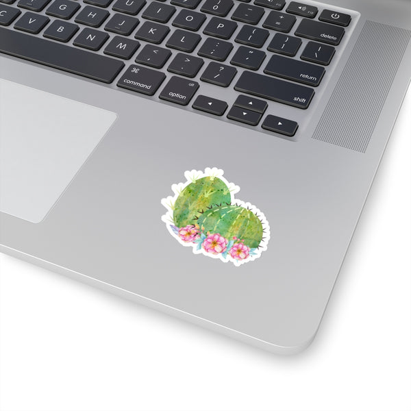 Cactus Kiss-Cut Stickers