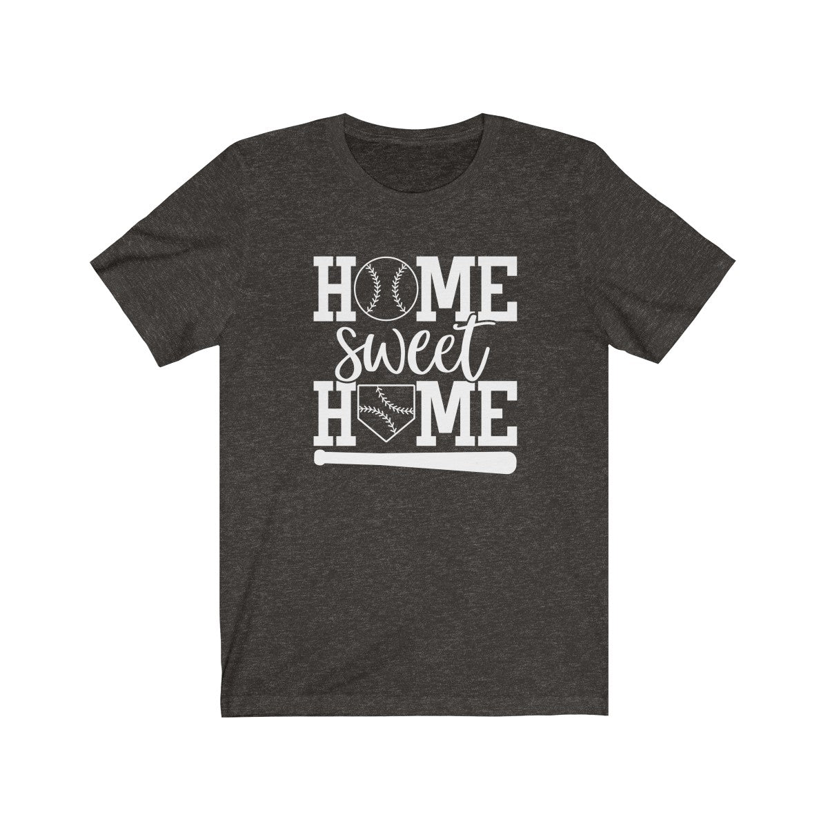 Home Sweet Home Unisex Jersey Short Sleeve Tee