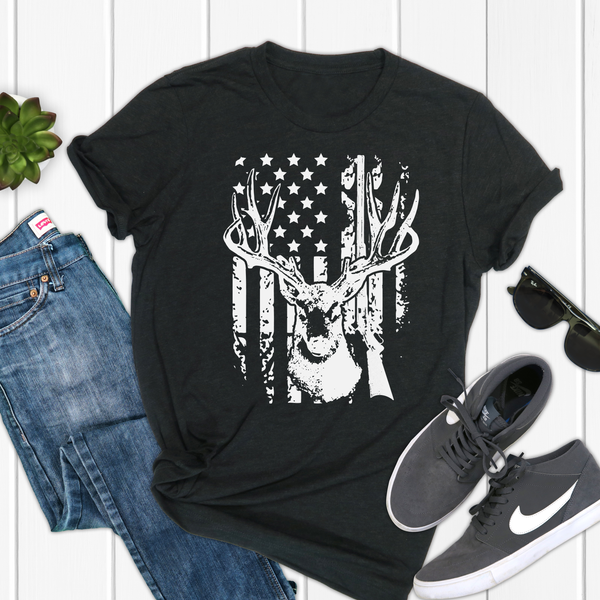 American Hunter Unisex Jersey Short Sleeve Tee