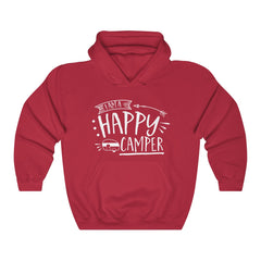 Im a Happy Camper Unisex Heavy Blend™ Hooded Sweatshirt