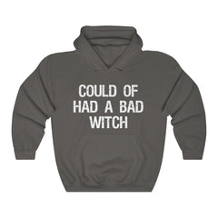 Could Of Had A Bad Witch Unisex Heavy Blend Hooded Sweatshirt
