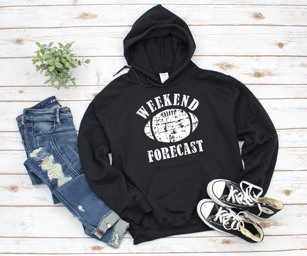 Weekend Forecast Unisex Heavy Blend Hooded Sweatshirt