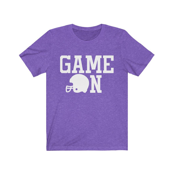Game On Unisex Jersey Short Sleeve Tee