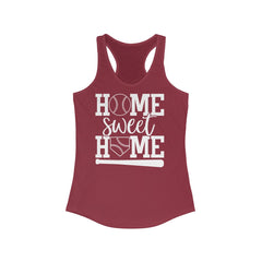 Home sweet Home Women's Ideal Racerback Tank