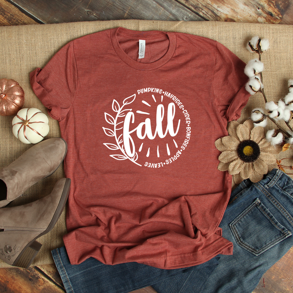 FALL Unisex Jersey Short Sleeve Tee