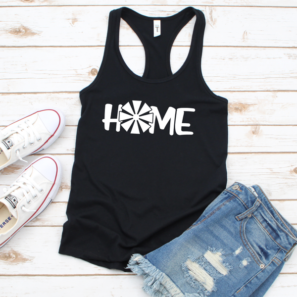 Farm Home Women's Ideal Racerback Tank