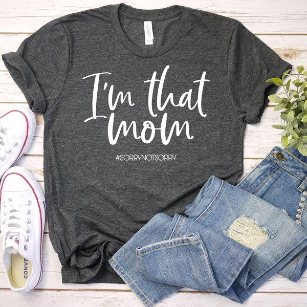 I'm that mom Unisex Jersey Short Sleeve Tee