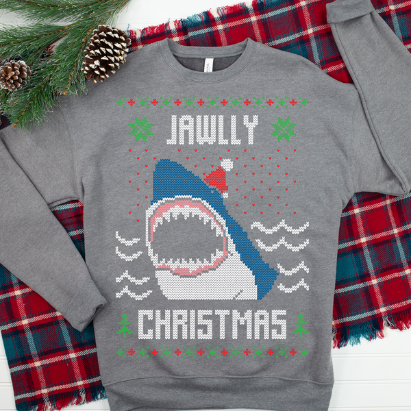 Jawly Christmas Ugly Christmas Sweater