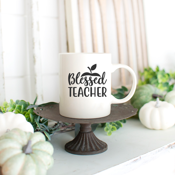 Blessed Teacher Mug 11oz