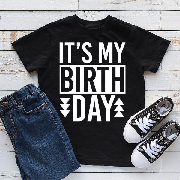 It's my Birthday Childrens Tshirt
