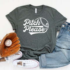 Pitch Please Unisex Jersey Short Sleeve Tee