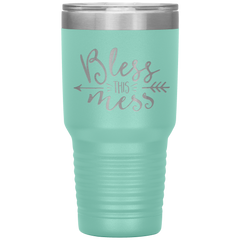 Bless this Mess Tumbler