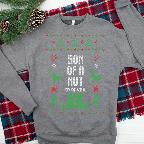 Son of a Nutcracker Ugly Christmas Sweater